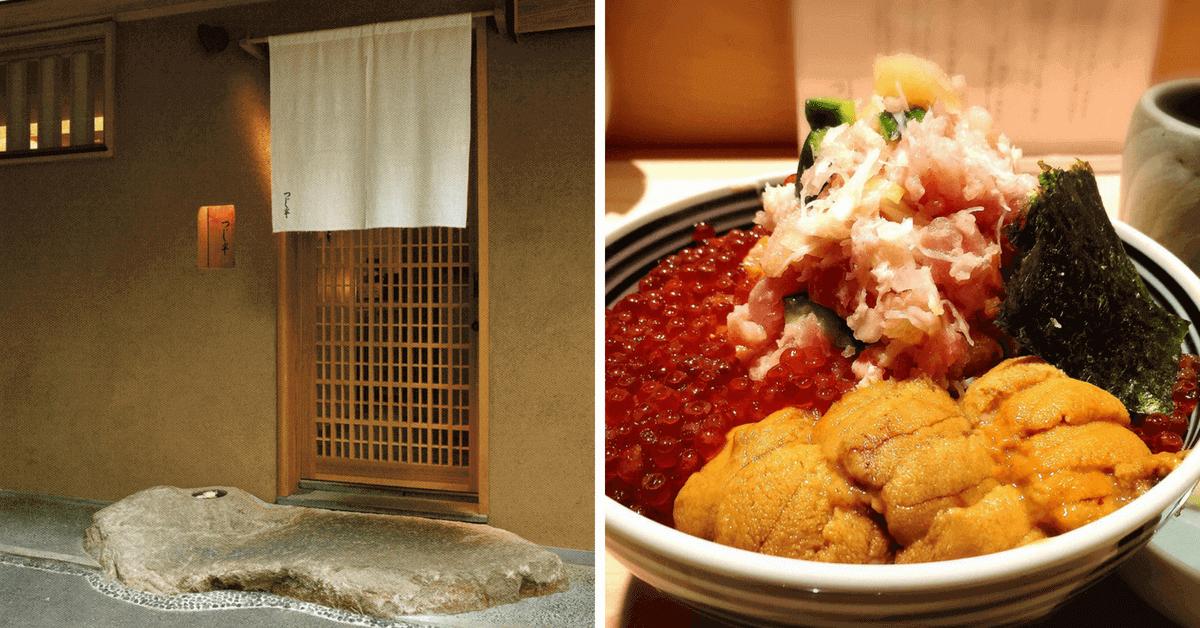 東京#1海鮮丼「つじ半TSUJIHAN」六月來台 多層次珠寶盒,就是要這樣混搭著吃才澎湃過癮!