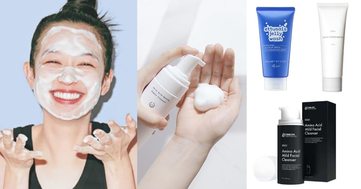 洗臉方式得跟季節改變!專家指點換季洗顏3大要訣,水溫、洗面乳用量和你想得不一樣