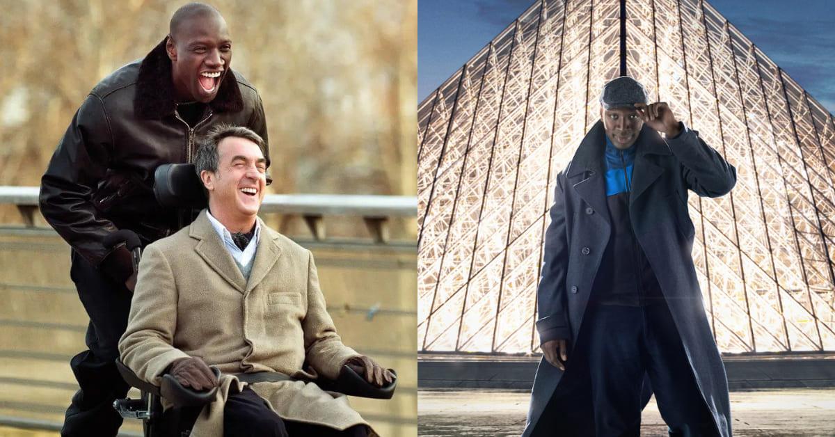 Netflix《亞森羅蘋》男主角一夕全球爆紅!首位黑人怪盜紳士,法國影帝歐馬希出身自社會底層