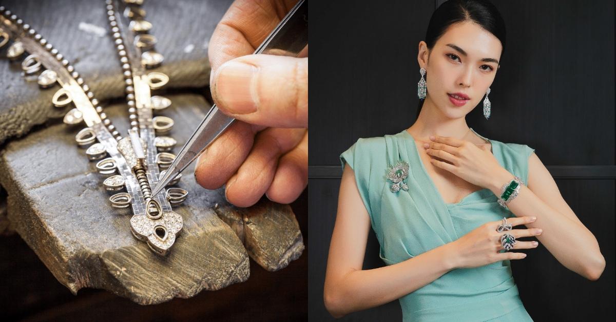 內行人才懂!百年經典Van Cleef & Arpels梵克雅寶,頂級珠寶的五大工藝之最原來是…