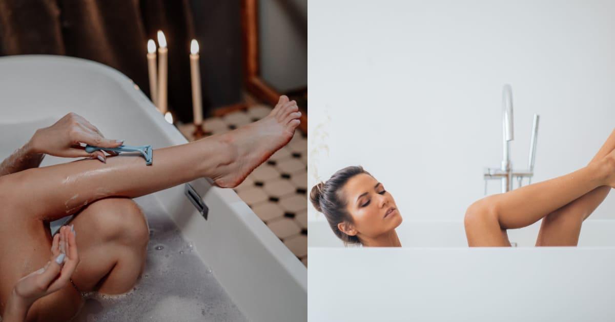 DIY除毛5大重點!洗澡後2小時是黃金時間,外出穿淺色衣服,除毛膏禁忌不要犯