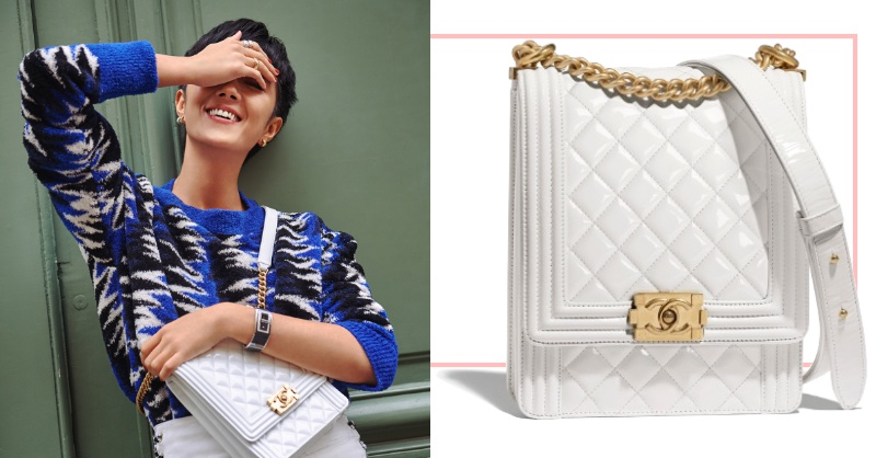 Chanel這5款菱格包,讓妳背一輩子都不過時