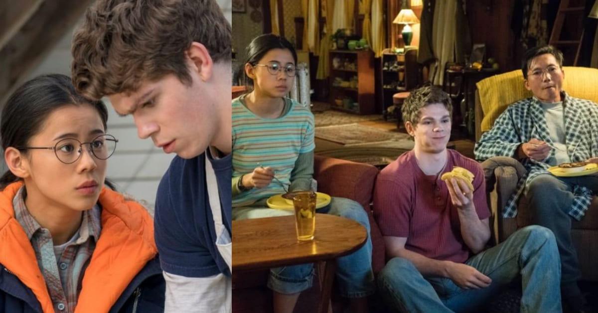 Netflix《青春未知數》同志愛情習題!清新戀愛小品,被譽為美國版《藍色大門》!