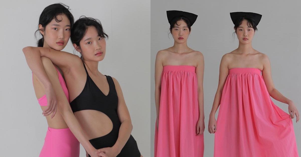 不只有一眼就愛上的厭世臉,連私服穿搭也很時尚!還不快追蹤這對韓國雙胞胎姐妹花的IG