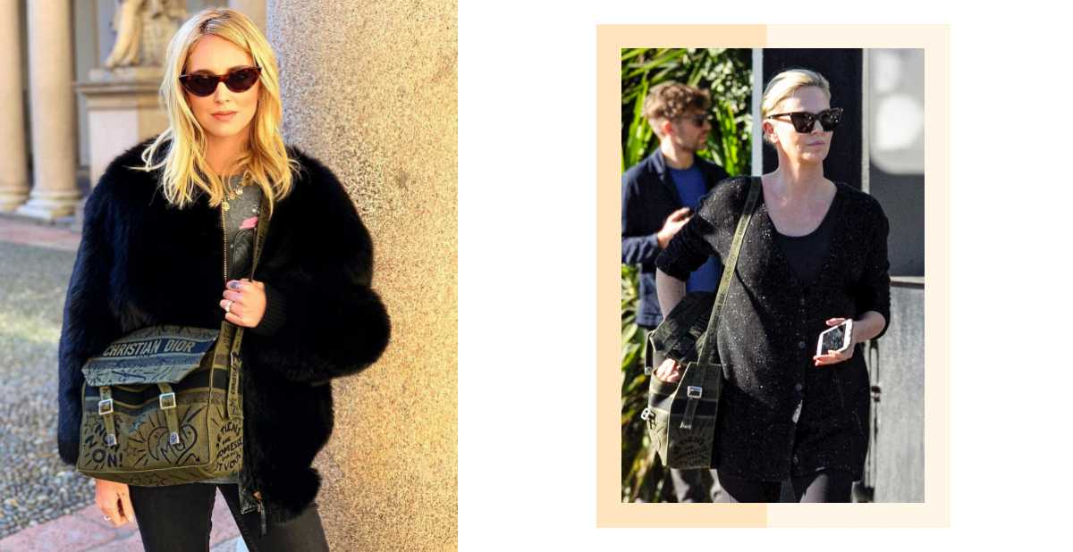 想入手買鞍包先緩緩!Chiara、莎莉賽隆手拿的Dior「郵差包」才是大勢