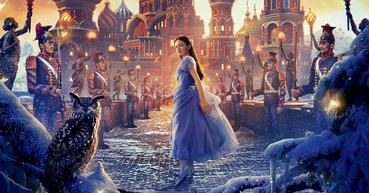 迪士尼重現經典童話《胡桃鉗與奇幻四國》,麥肯基弗依、綺拉奈特莉、海倫米蘭攜手演出