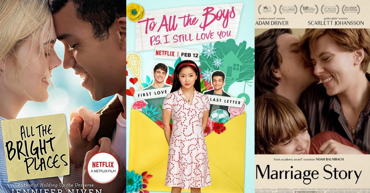 情侶在家約會也能很浪漫!6部Nexflix愛情電影推薦,蔡依林、簡嫚書看了這部都落淚!