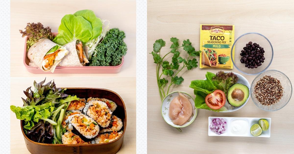 上班自帶便當族必看!5道營養師設計「低卡路里」簡易食譜,餐餐健康又減脂!
