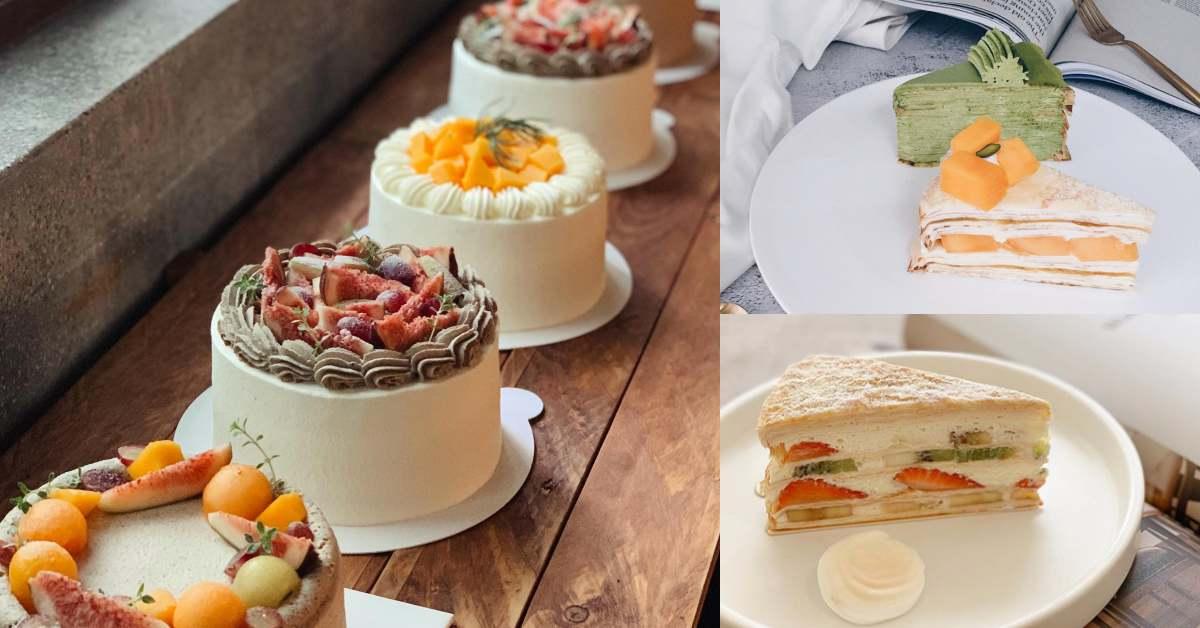 台北甜點清單!5家夏日必吃「水果千層蛋糕」推薦,連不吃甜食的人都難以拒絕它的魅力!
