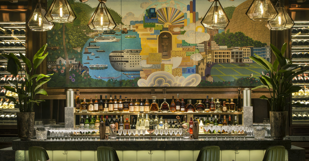 【Wina的行百里路伴酒食】從不讓人失望的香港-三家酒店酒吧推薦