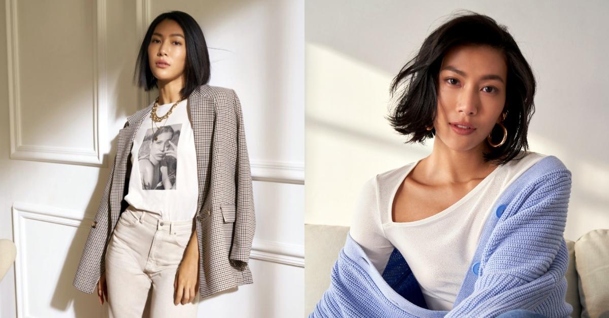 H&M首位台灣形象大使!莫莉魅力同步攻佔港澳,健康膚色打破「白富美」框架