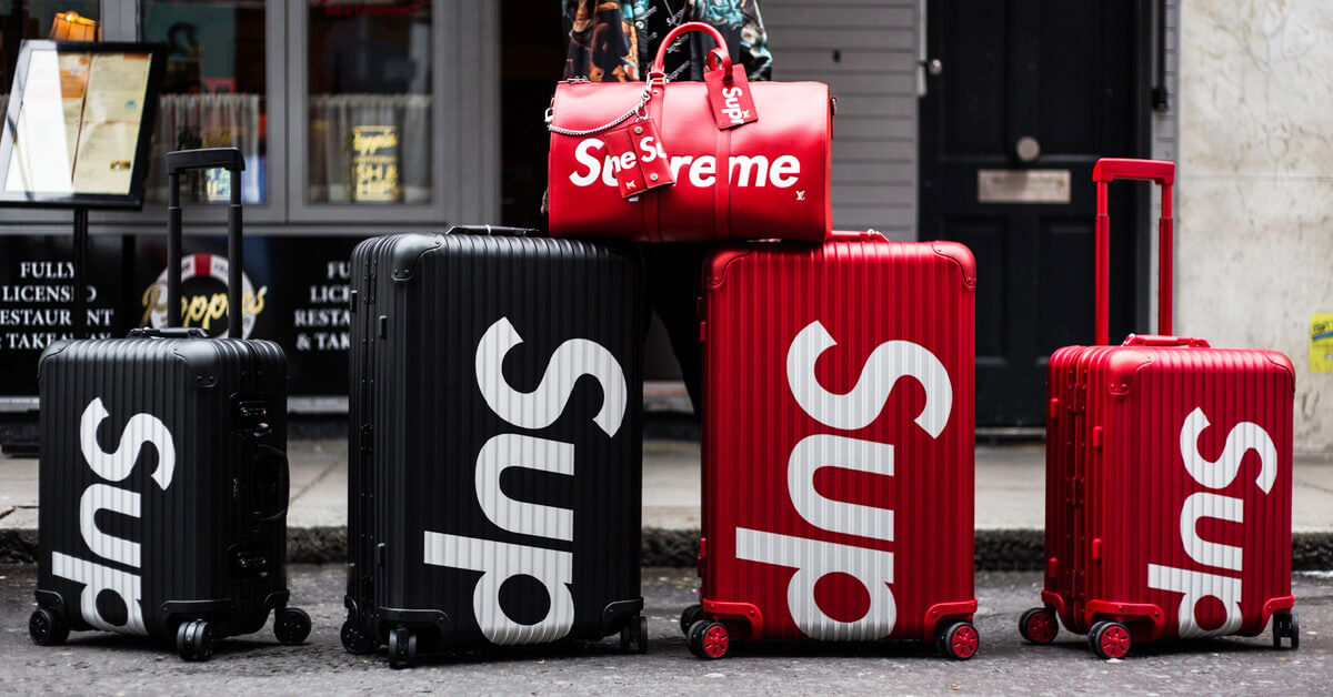 要搶要快!第二波「Supreme × Rimowa」聯名行李箱即日起鄰近香港及東京Rimowa專賣店也買得到!