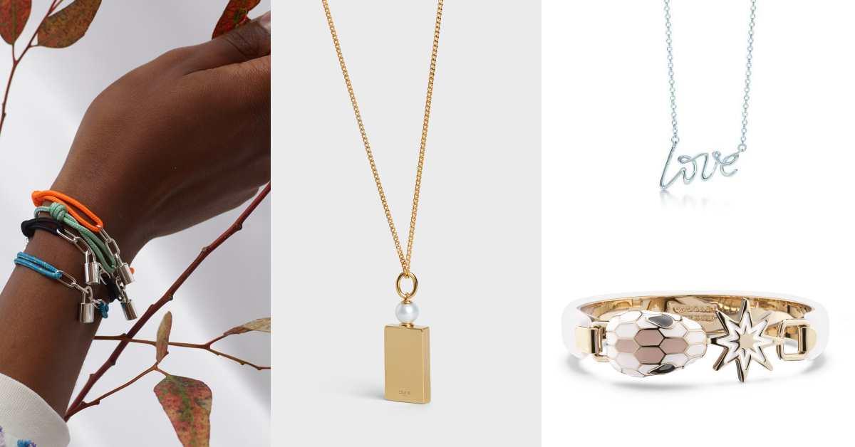 1萬元也能購入精品級珠寶?從Tiffany、Bvlgari、LV到Celine這5個品牌小資族也能無痛入手