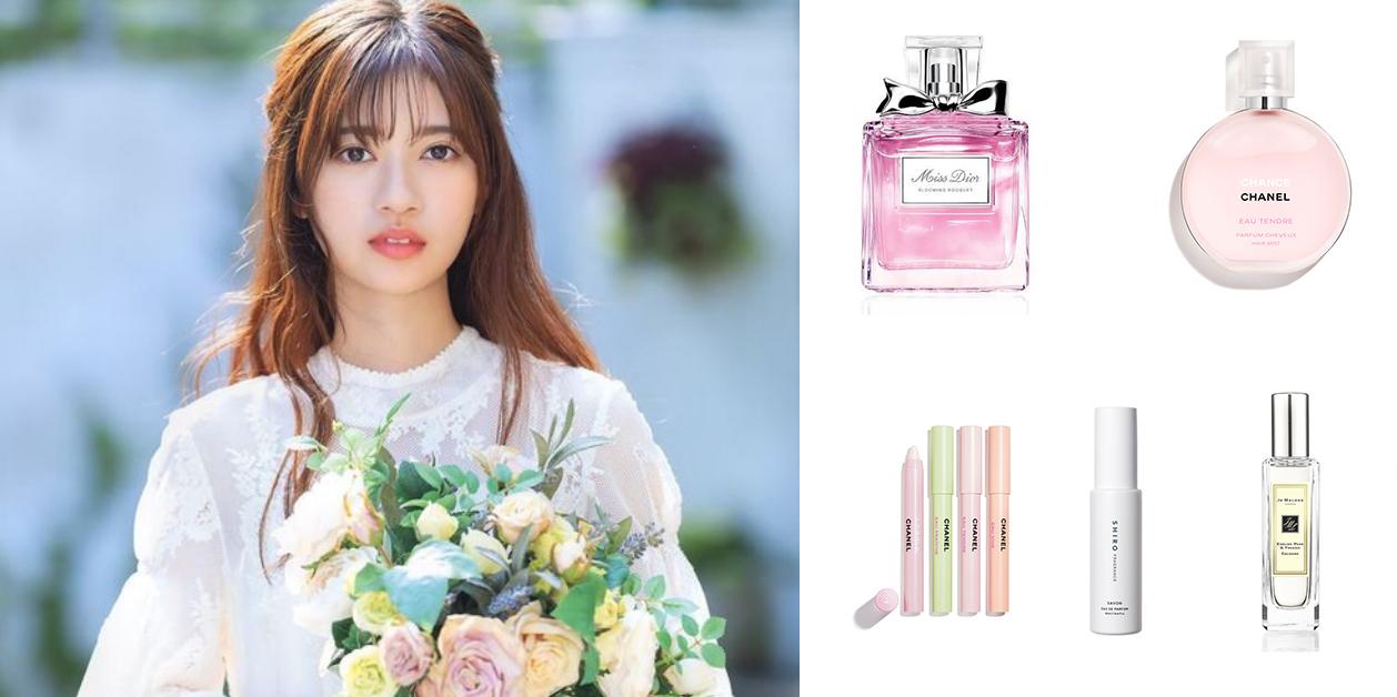 2020香水日本女生最愛排行榜Top 10!Chanel一次搶下3席