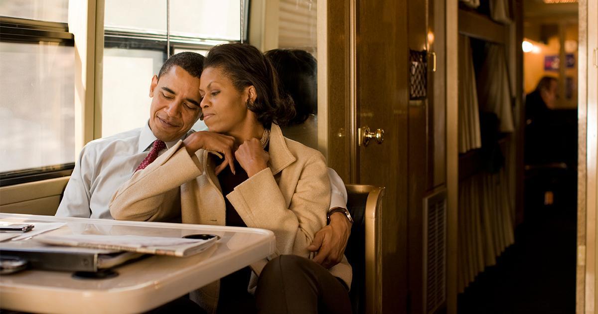 歐巴馬夫妻結婚26年也曾陷危機!看他們用這3種方法維繫感情