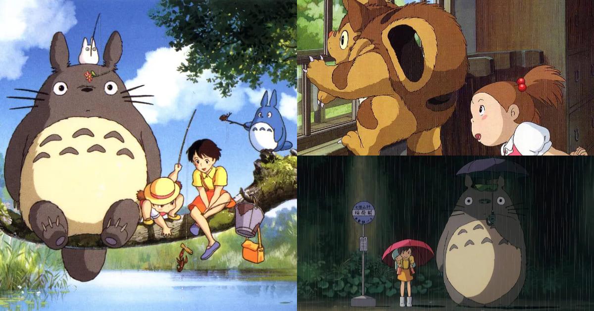 宮崎駿《龍貓》日本第17次重播再創收視新高!主角竟然只出現4次