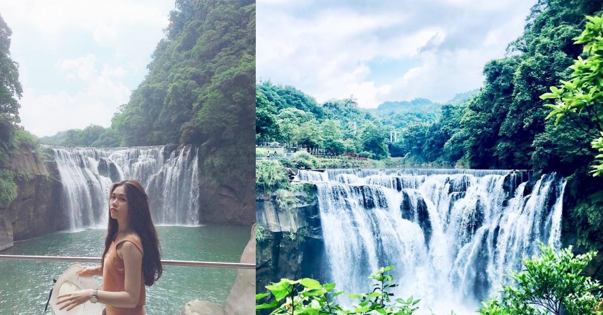 日本觀光客都愛的台版「尼加拉瀑布」!絕美秘境原來就在十分?