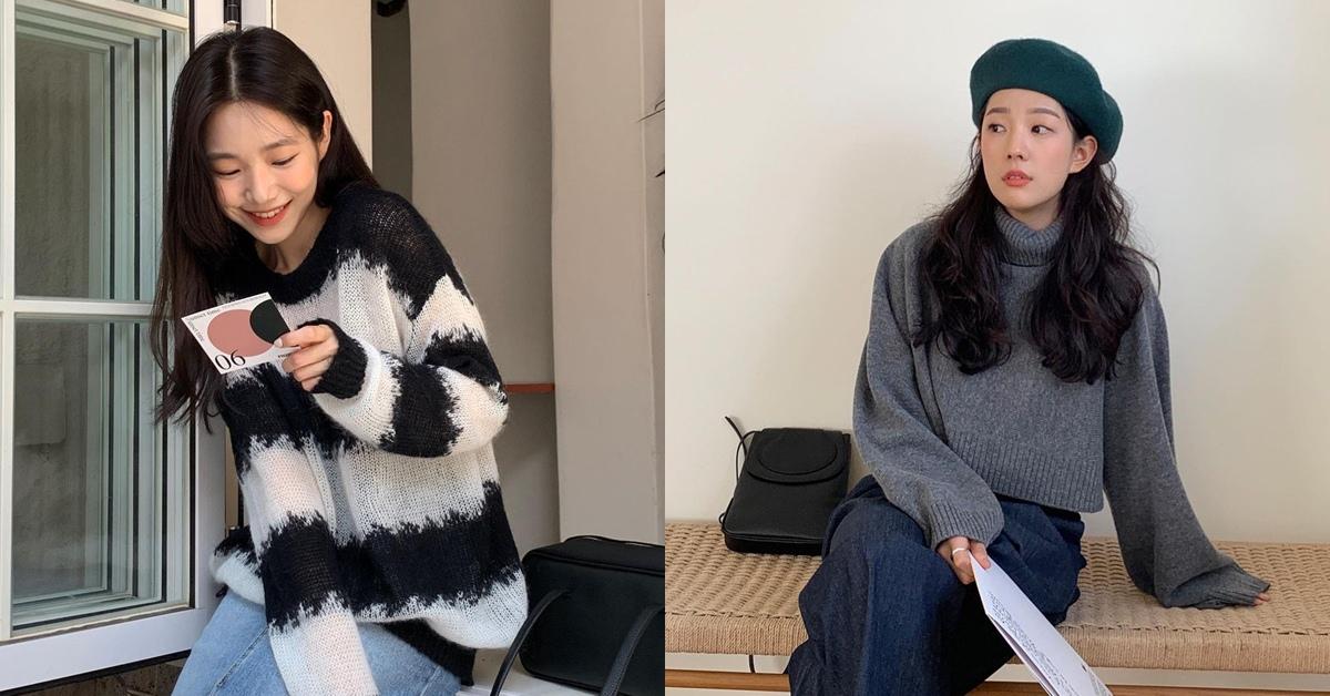 氣溫穿搭法則!4種適合不同溫度的毛衣,難捉摸的天氣變化通通搞定!