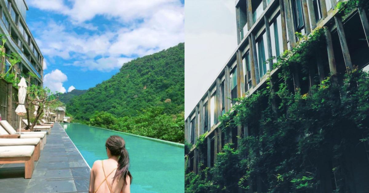 被森林包圍的湯屋飯店!別再整天跑國外,台灣苗栗的《泰安觀止》ㄧ生一定要朝聖一回