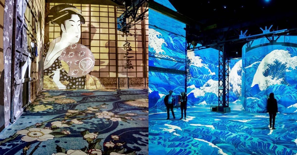 2019年藝術界欽點必去!日本令和新鈔有他的作品,走進葛飾北齋的浮世繪世界