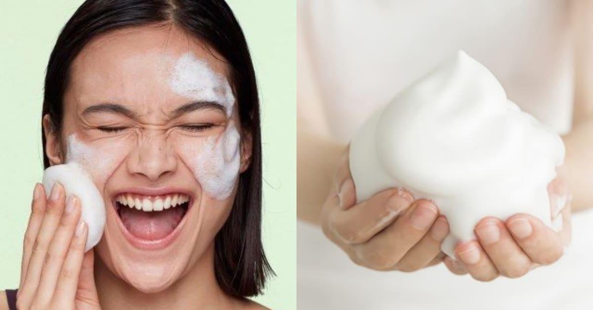 洗臉方式要做對!美容專家揭密5大保養地雷,肥皂、泥狀面膜都可能是長痘真兇?
