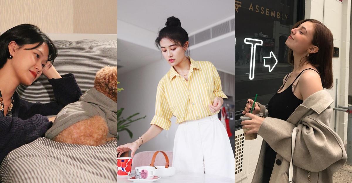 小資女也可以擁有的質感生活!看這6個YouTuber如何打造一個人的浪漫日常