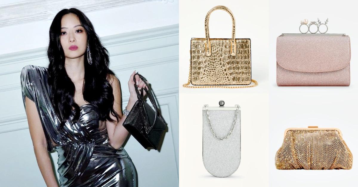 金屬包推薦這11款!小CK、H&M、Zara...全都只要花小資女2000元上下!