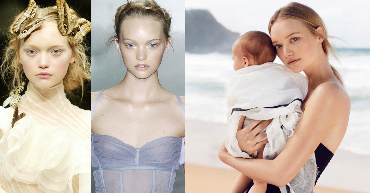 【克編雜記】為愛退隱,因愛復出!開啟「娃娃臉模特風潮」始祖Gemma歷經苦痛後的淡然闊達