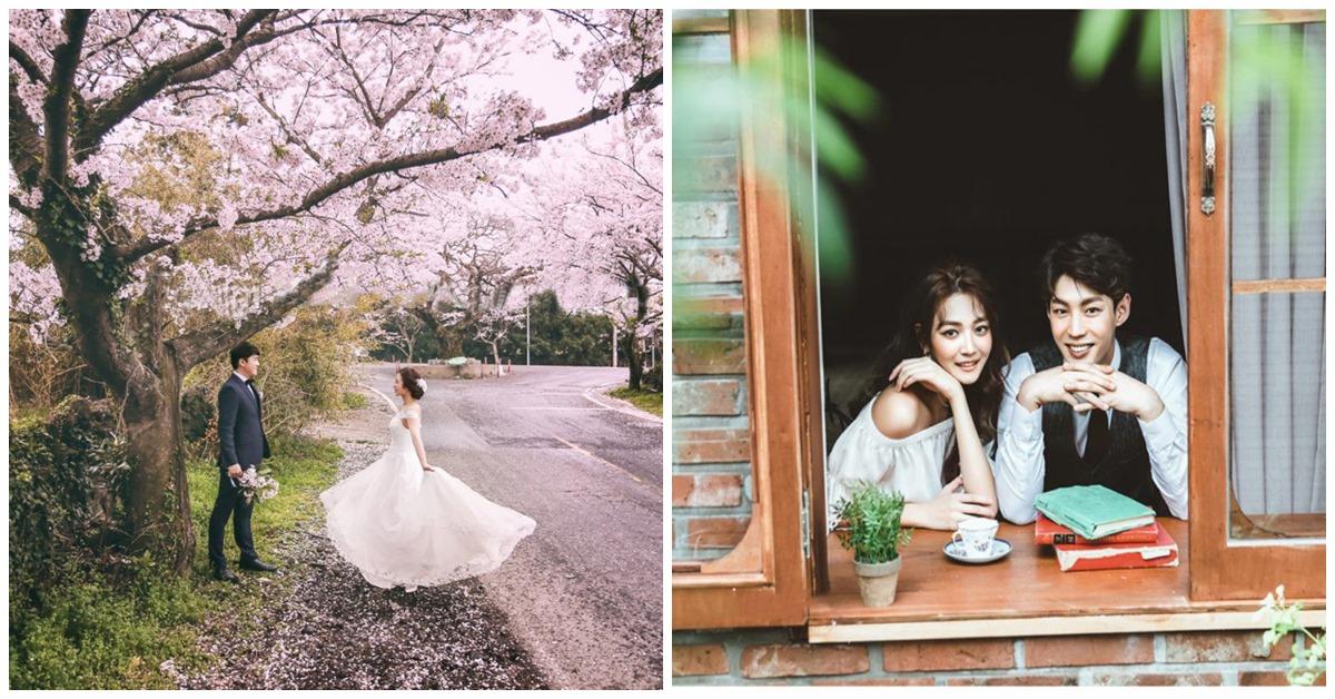 媲美電影畫報!特搜5家「韓國婚紗攝影工作室」,拍出女神級韓式唯美婚紗照