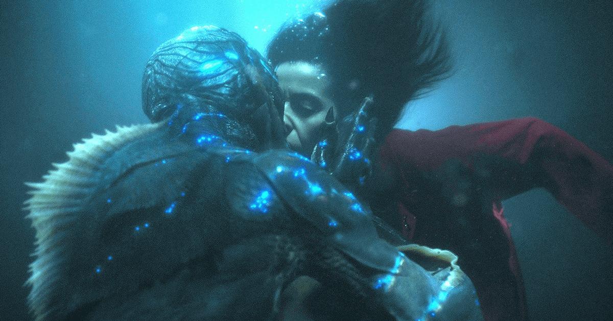 「水底情深」榮獲奧斯卡最佳影片! 其實拍片過程多災多難,竟然還發生了這件事…