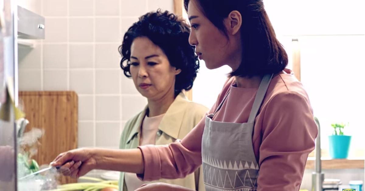 【逆媳人生專欄】一秒惹惱媳婦的廣告!當婆婆看著妳煮菜...根本在離婚的懸崖上推一把
