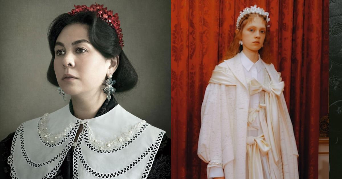H&M最新聯名設計師是她!蕾哈娜、卡卡女神都愛,5點帶你認識當紅英國設計師Simone Rocha