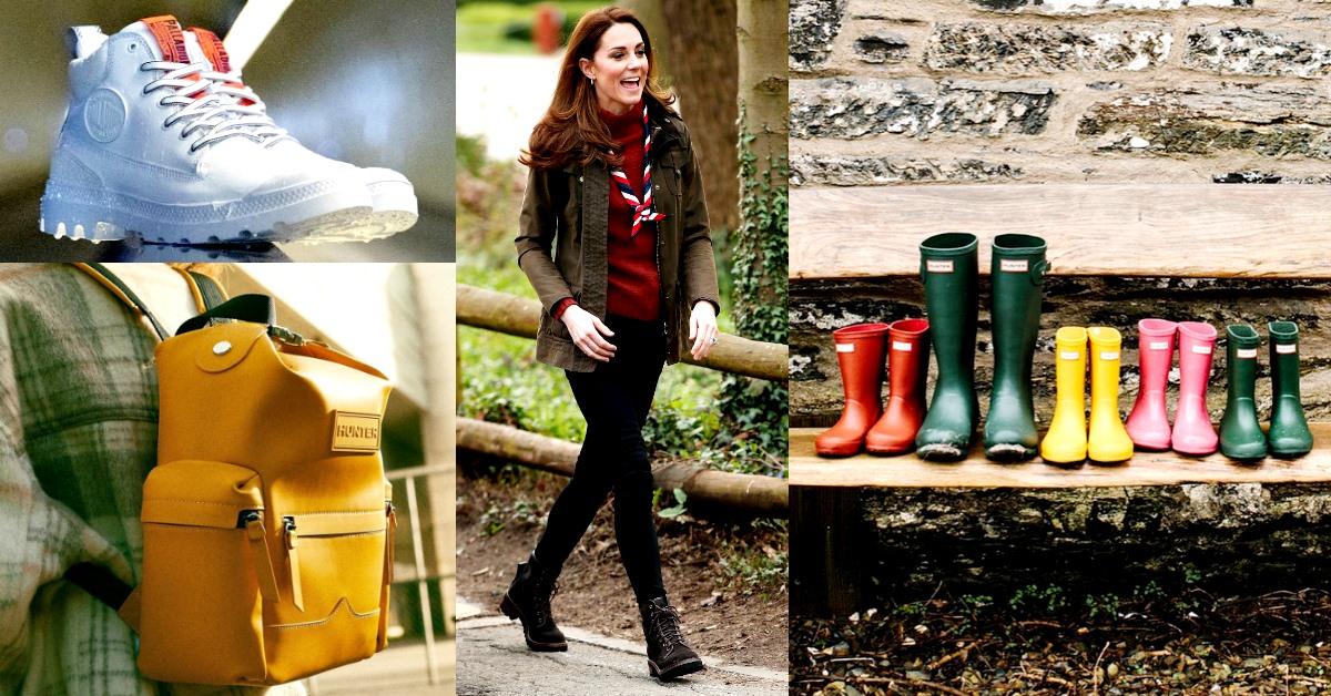 台灣買得到「5家雨具品牌」推薦!通勤OL最愛、凱特王妃認證,雨天也能穿得有型又時尚