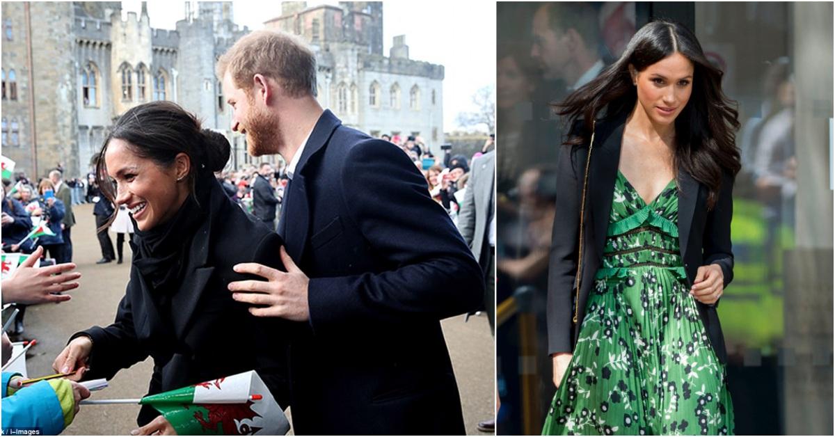 沒穿絲襪、幫粉絲簽名!「準王妃」梅根馬克爾不斷踩踏禁忌打破8項皇室傳統