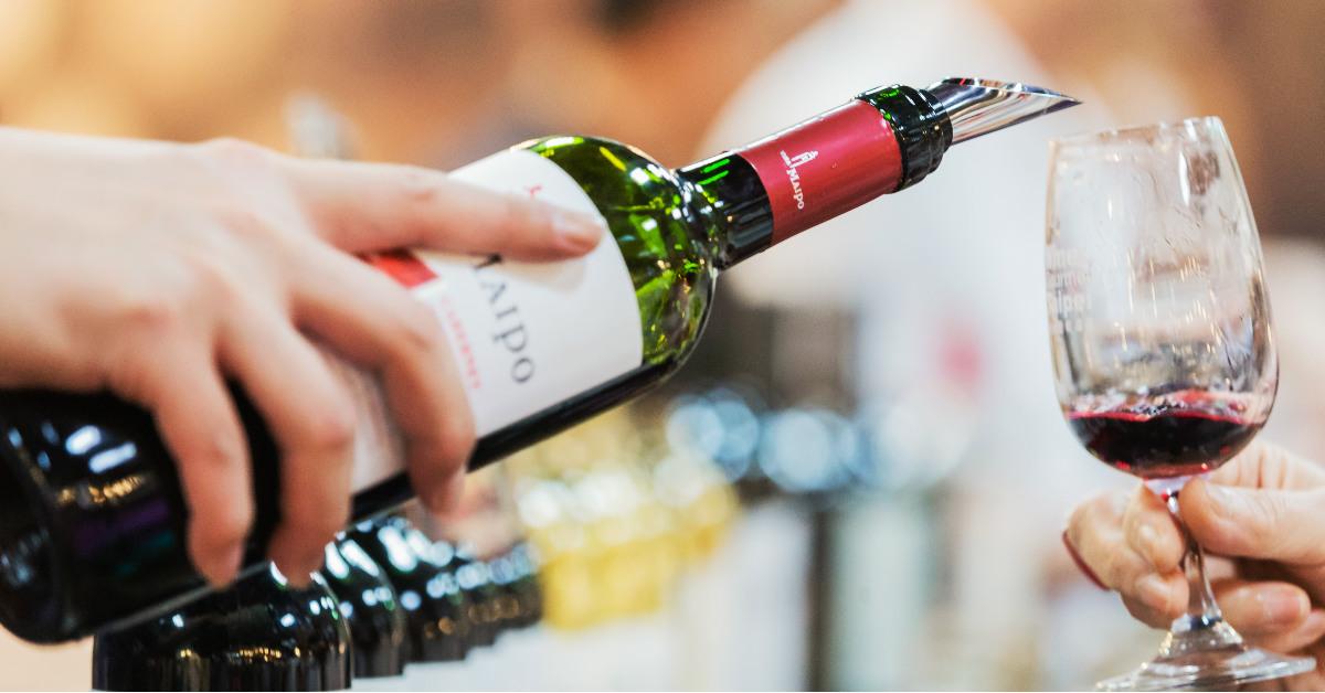 閨密聚會就靠這杯!姊妹們看妳拿出這瓶酒就覺得妳超有品味!