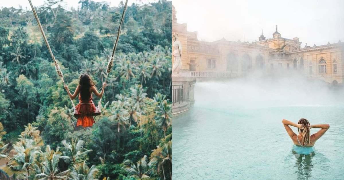 台灣人喜歡「一個人旅行」?全球單身旅遊排行榜居世界第二,旅行就去這些地方!