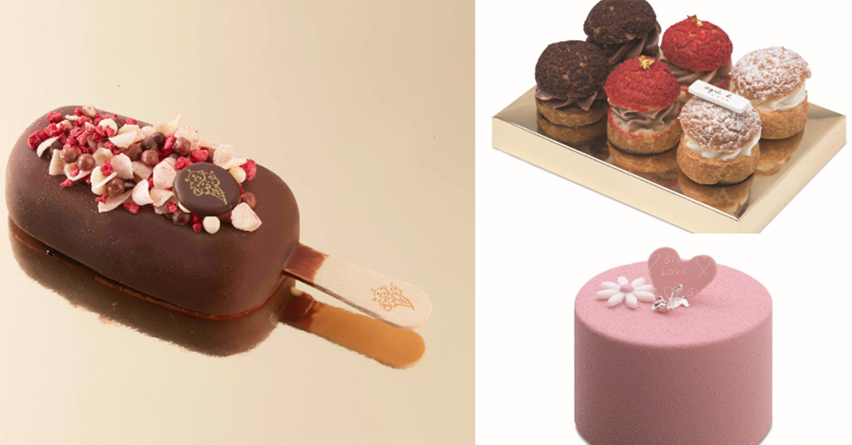 Cold Stone、agnès b. CAFÉ推新品!濃脆雪糕、芒果慕斯香草蛋糕療癒味蕾!