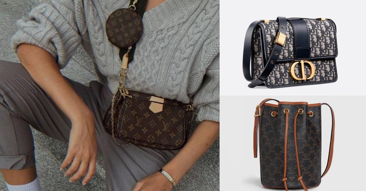 LV、Dior到Celine全都掀起老花風潮!推薦2019下半年買包就選這5款