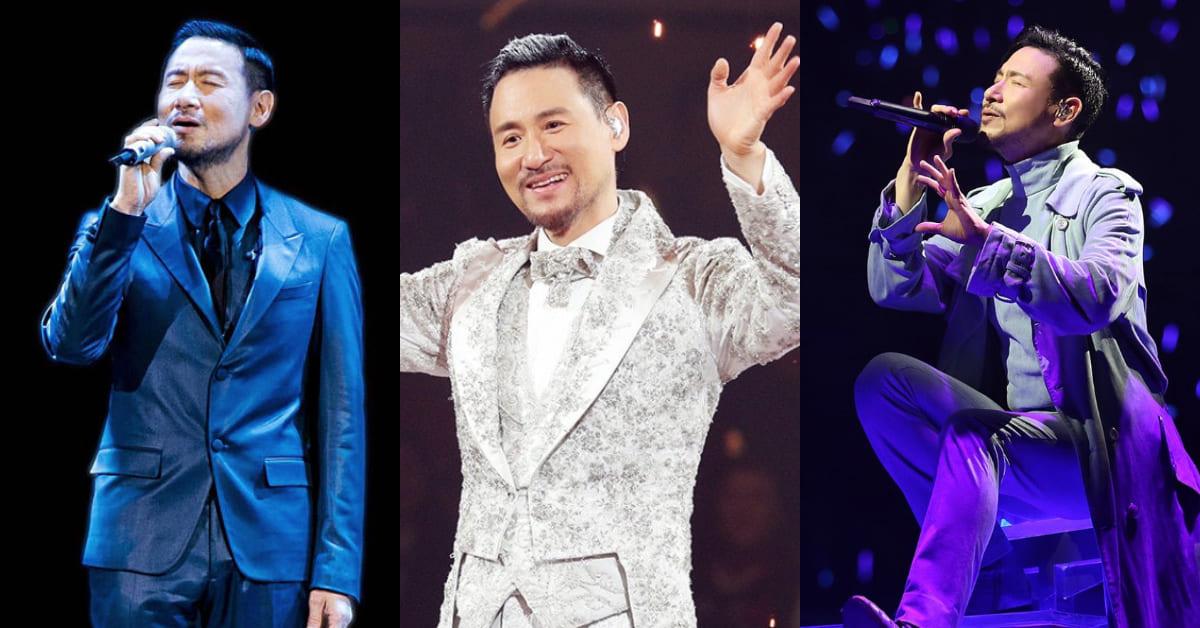 歌神張學友59歲生日快樂!〈吻別〉、〈情書〉到〈心如刀割〉10首金曲,KTV不敗歌單