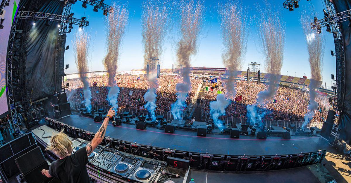 美國最嗨音樂節登台!「HARD硬夏音樂節」將火熱轟炸大佳河濱公園