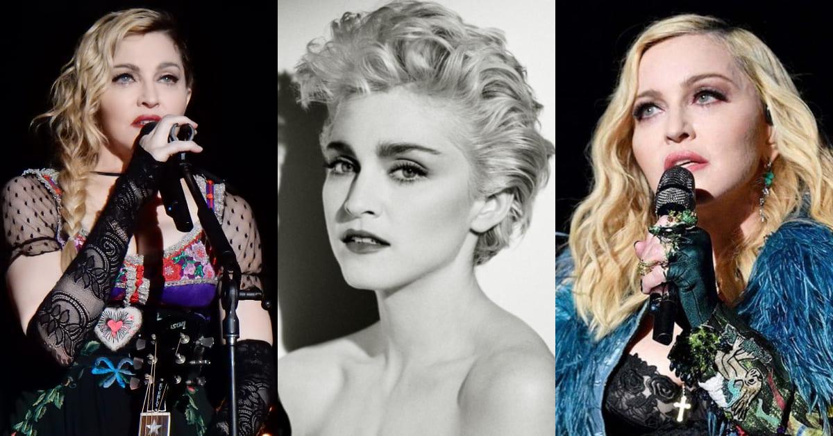 瑪丹娜生日快樂!天生反骨造就天后地位,7大金句活出自我,「我從不聽話,也不打算聽話。」