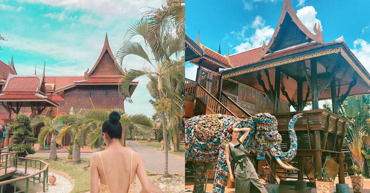 屏東異國風「泰國高腳屋」景觀餐廳!不用出國就能有滿滿度假感