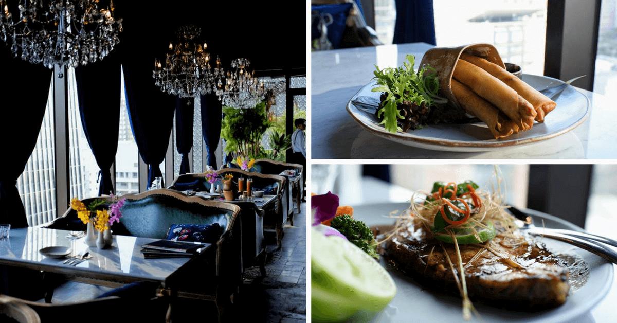 台中超夯泰式餐廳「Thaï.J」開來台北了!熱帶貴族風像渡假 超推繽紛「泰式米沙拉」與經典「冬蔭酸辣海鮮湯」!