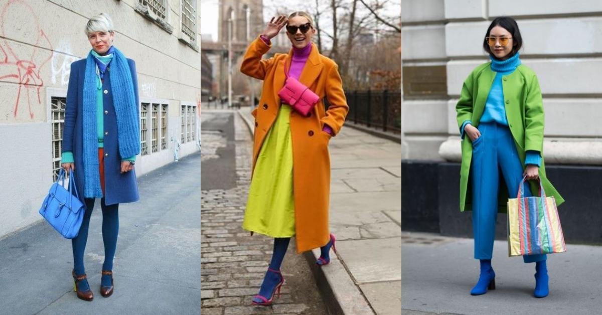 2020春季「彩虹系」成大勢色!泰勒絲、蕾哈娜都愛的撞色搭配,掌握這些重點時尚又減齡