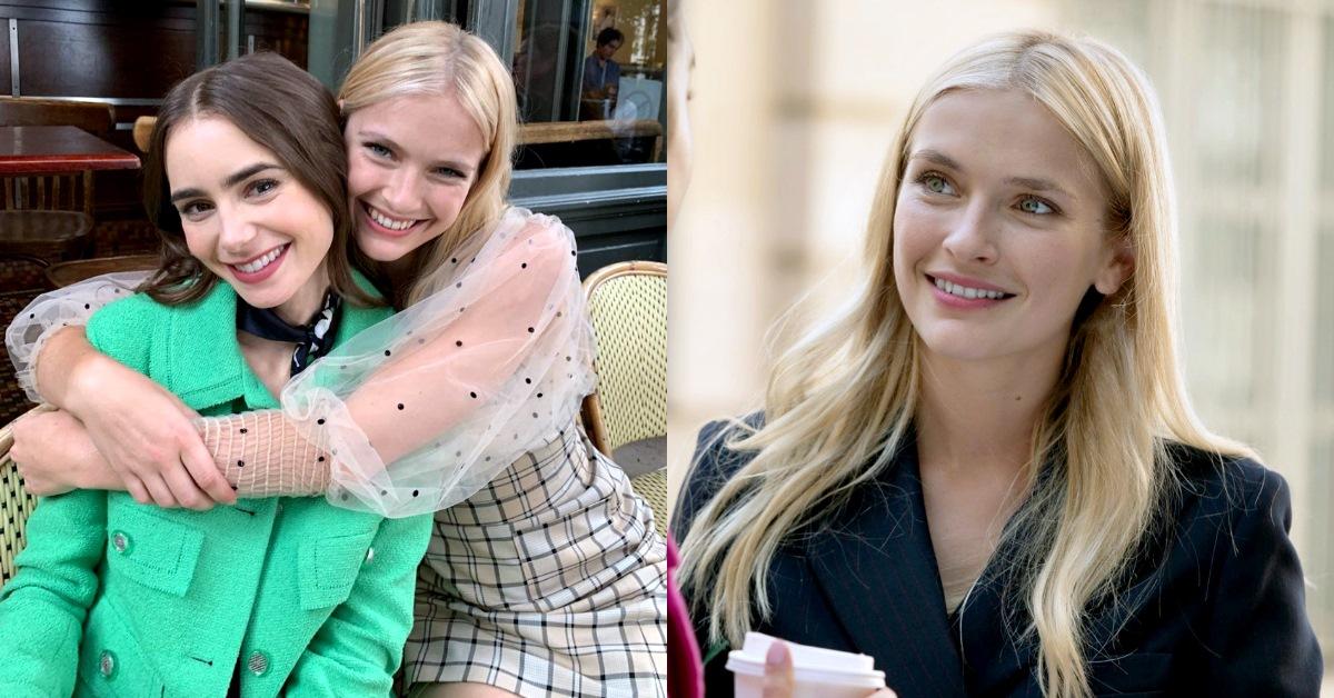 《艾蜜莉在巴黎》女二Camille Razat私服比劇中更精彩,原來真正的法國女人只穿黑白!