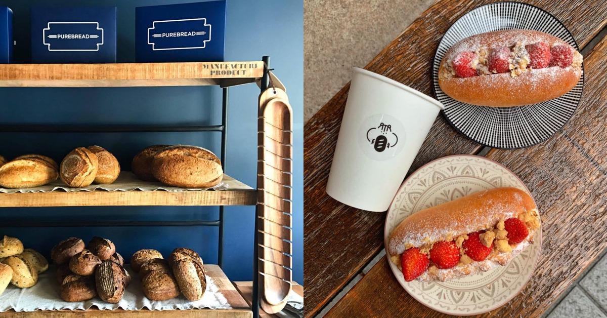 文青們注意!全台這8間質感系麵包店讓你感受手作的溫度