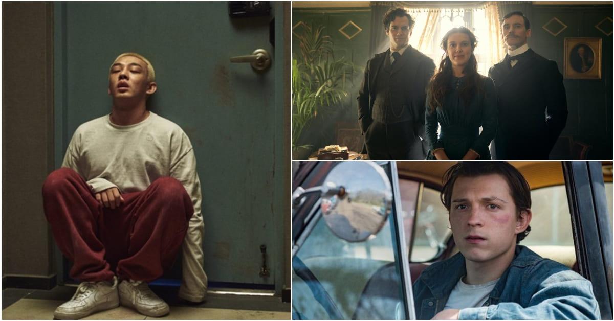 Netflix 9月必看片單!活屍電影《#ALIVE》、「小蜘蛛人」深入《神棄之地》,《天才少女福爾摩斯》高顏值三兄妹登場!