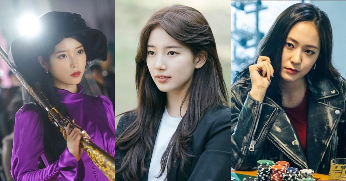 IU、秀智、潤娥…盤點5位轉戰戲劇成功的韓國女歌手,不只唱歌演技更是開外掛!