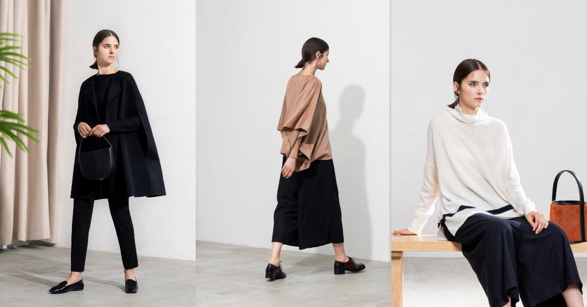 美好的冬季禮物給所有追求質感的現代女性:Giordano ladies 喀什米爾系列