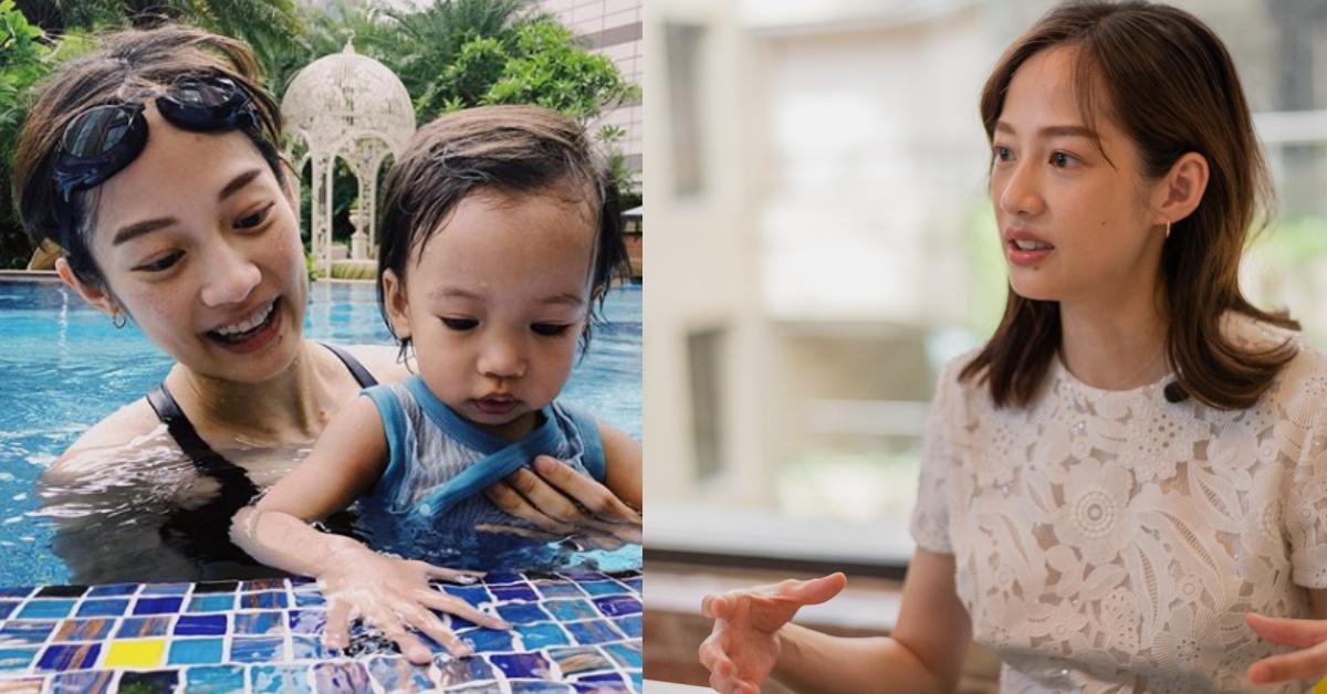 專訪|懷胎八個月的二寶媽簡嫚書:「女生對婚姻都有浪漫的憧憬,但真的不像童話故事」